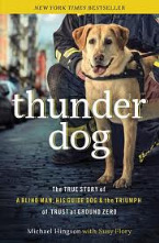 """Thunder Dog"" book cover"